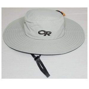 Outdoor Research Kid's Sandbox Sun Hat, Alloy, X-S